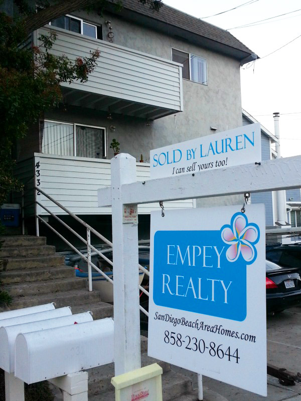 Ocean Beach Investment Property, San Diego Income Property, Rental Property San Diego