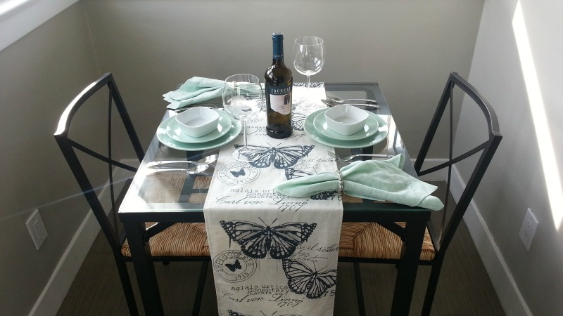 Staged Breakfast Nook, How to Prepare Your Home for Sale, San Diego Real Estate