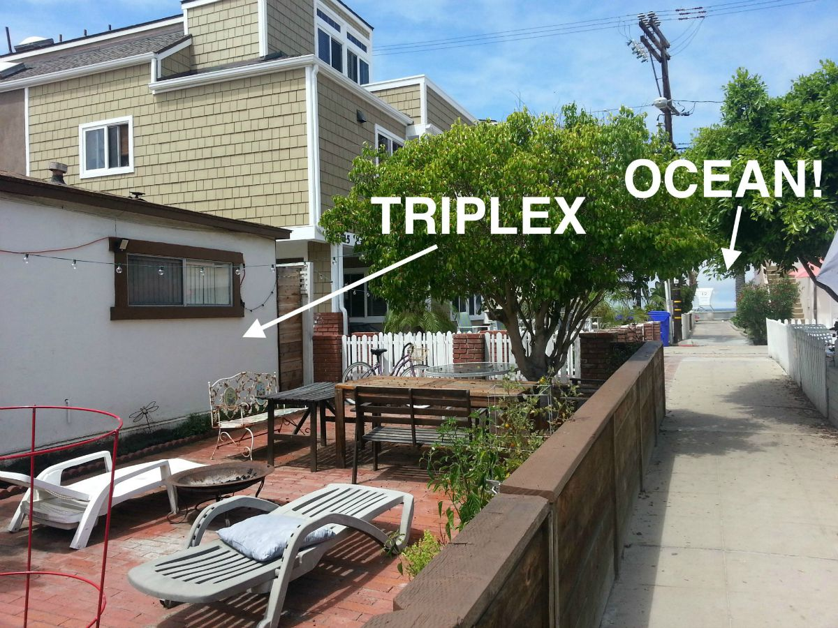 San Diego Income Property Pacific Beach Investment Property