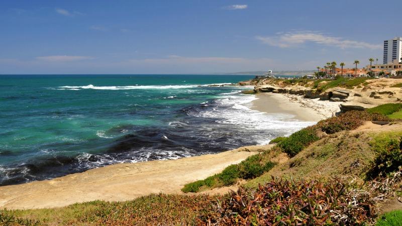La Jolla Beach Barber Tract, La Jolla Beach Homes for Sale