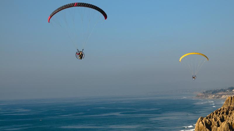 La Jolla Hang Gliding, La Jolla Real Estate