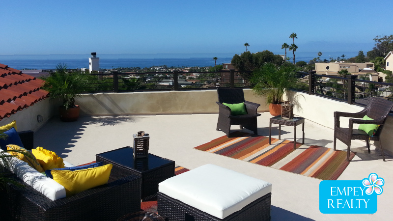 La Jolla Oceanview Roof Deck, Remodeled Home for Sale in La Jolla