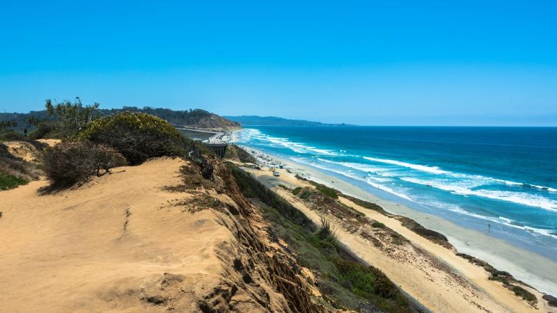La Jolla Torrey Pines State Beach, La Jolla Homes for Sale