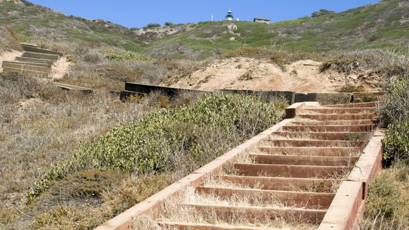 Point Loma Cabrillo National Monument Trail, Point Loma Homes for Sale