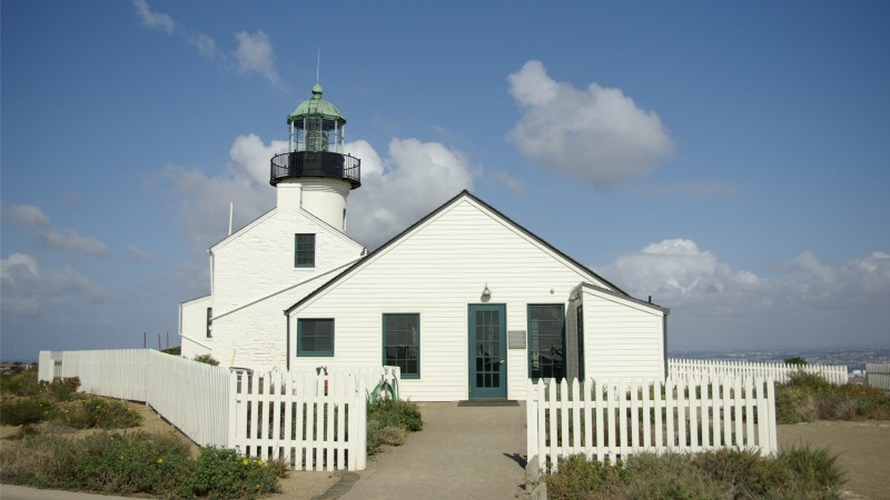 Point Loma Lighthouse and Keepers Quarters, Point Loma Real Estate