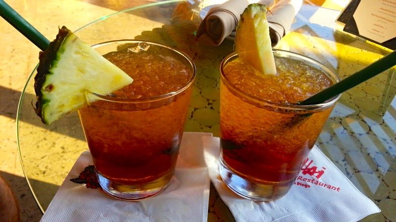 Bali Hai Mai Tais, Point Loma Restaurants & Happy Hour