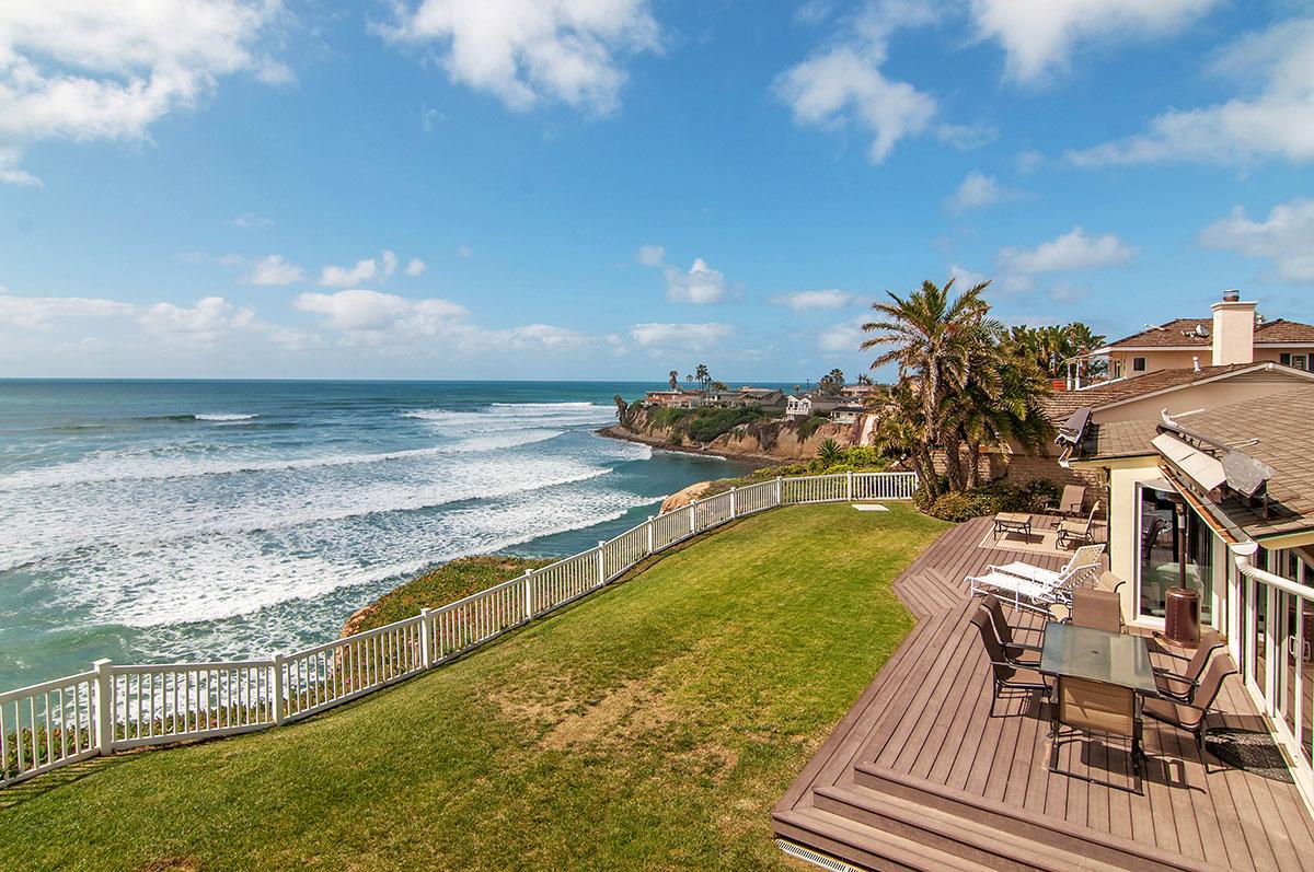 la jolla cliff house oceanfront vacation rental in la jolla s bird